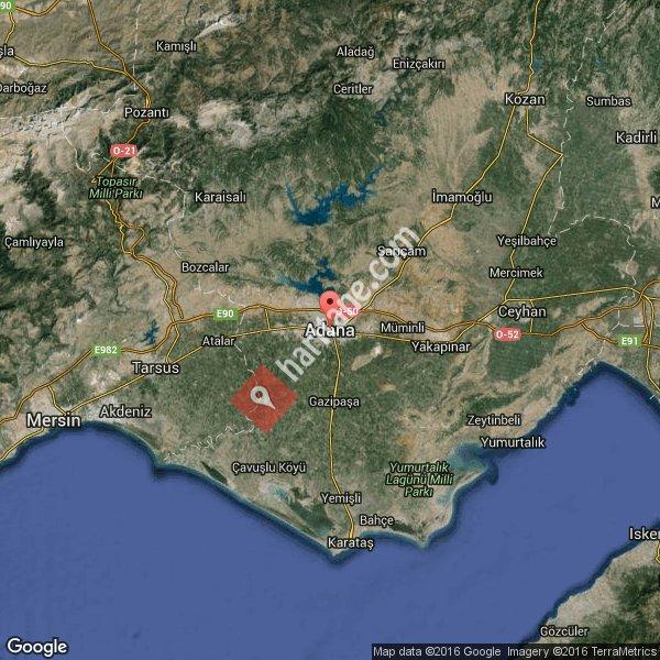 Adana haritası [3]