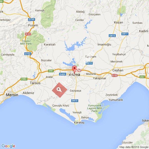 Adana haritası [1]