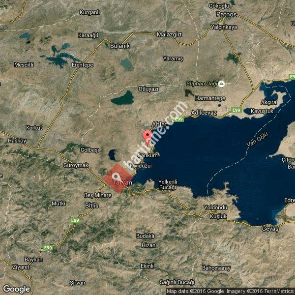 Bitlis haritası [3]