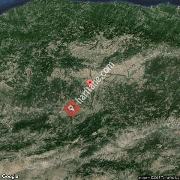Kastamonu haritası [2]