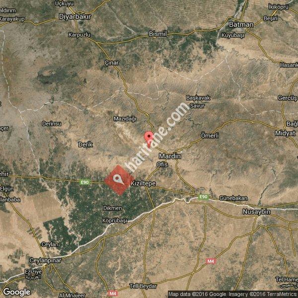 Mardin haritası [3]