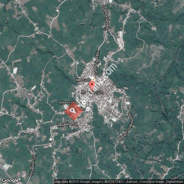 Aybastı haritası [3]