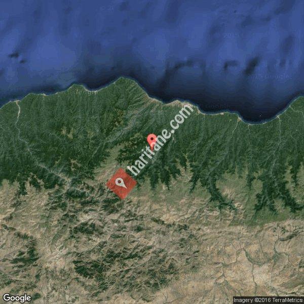 Trabzon haritası [2]
