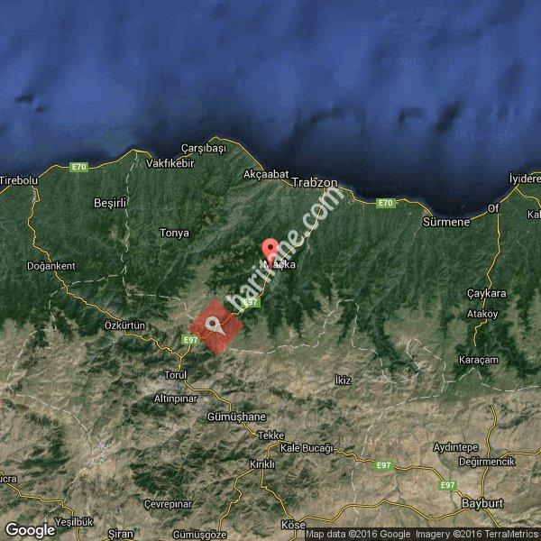 Trabzon haritası [3]