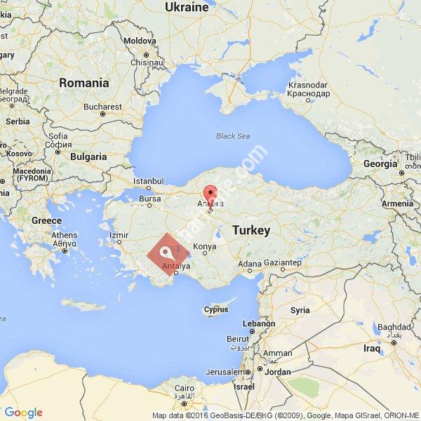 Türkiye haritası [1]