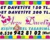 Arzu Davetiye