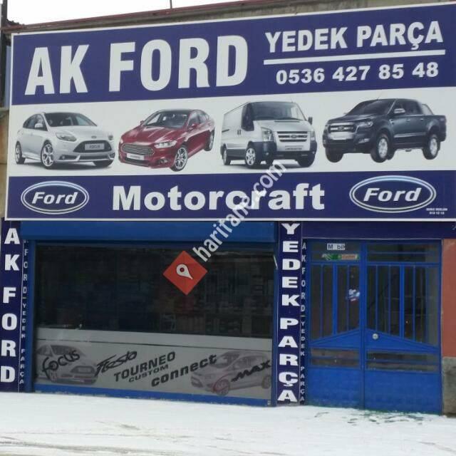 Akşehir Akford Yedek Parca