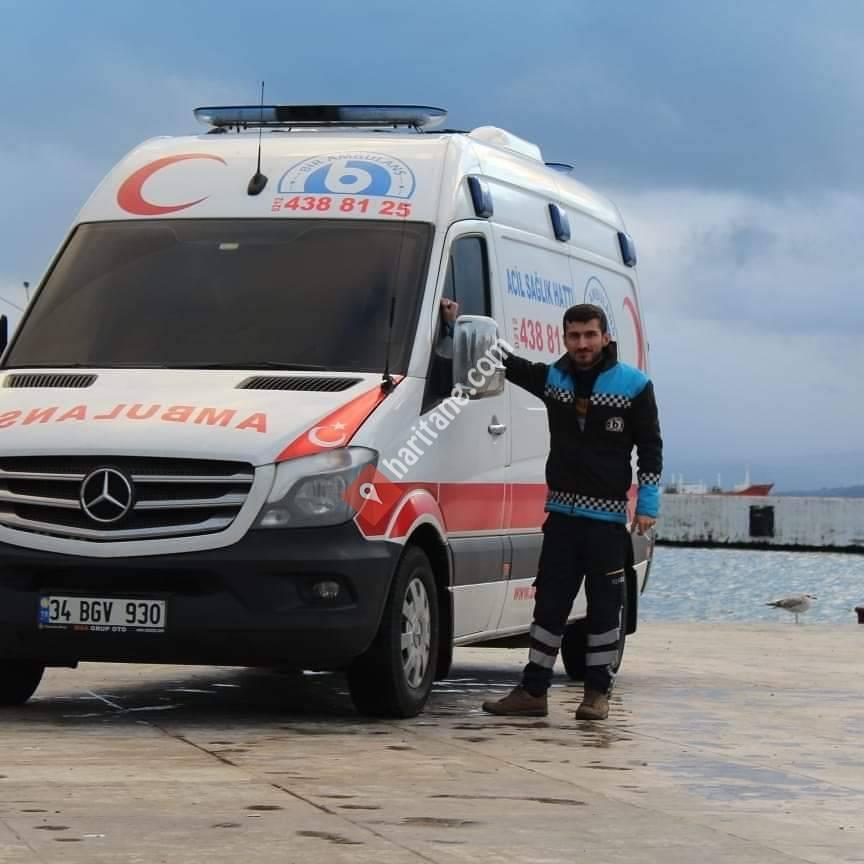 Bir Özel Ambulans Servisi