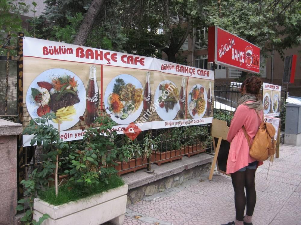 Büklüm Bahçe Café