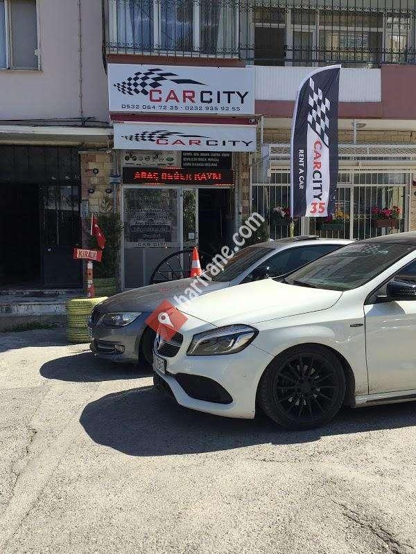 Carcity35 Rent A Car Balcova