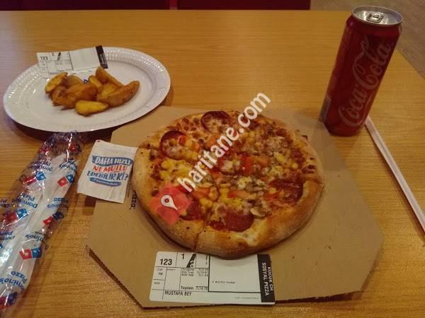 Dominos Pizza Meram