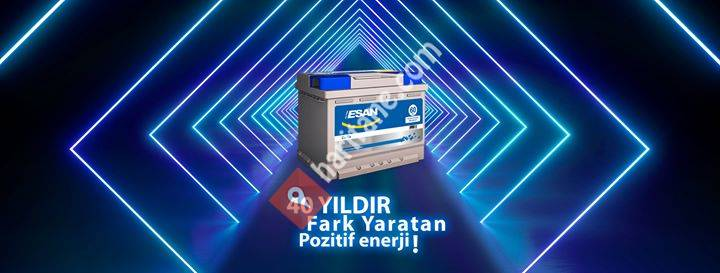 Esan Akü I Esan Battery