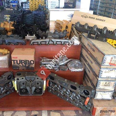 Fim Makina İş Makinası Yedek Parçaları - Yedek Parça Üretimi