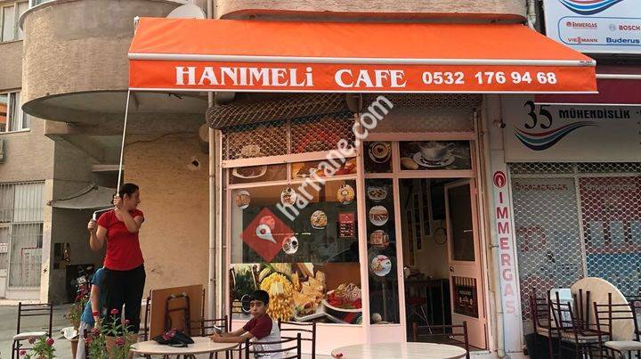 Hanimeli Cafe Ev Yemekleri Fastfood Battalbey Çiğ Köfte