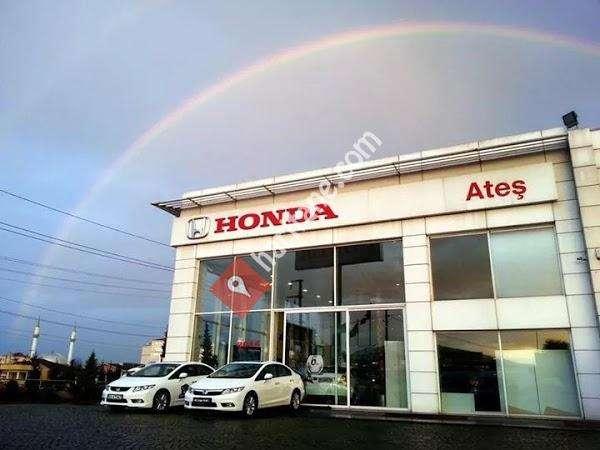 Honda-ateş