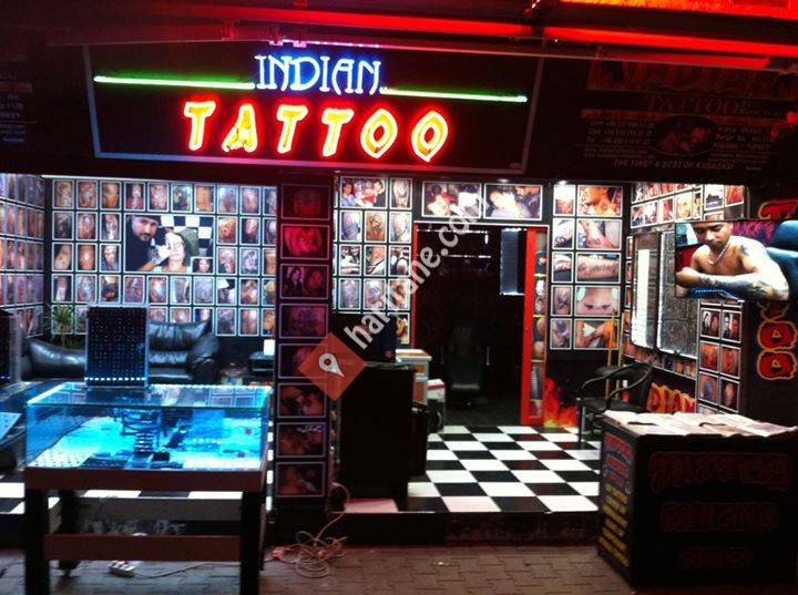 İndian Tattoo Kuşadası