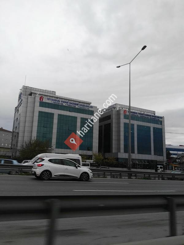 Küçükyalı Vergi Dairesi - Kartal
