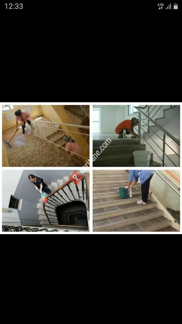 manisa da merdiven temizliği,manisa apartman temizligi,manisa merdiven silimi