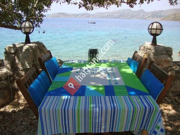 Mavi Akvaryum Otel-Restaurant-Beach