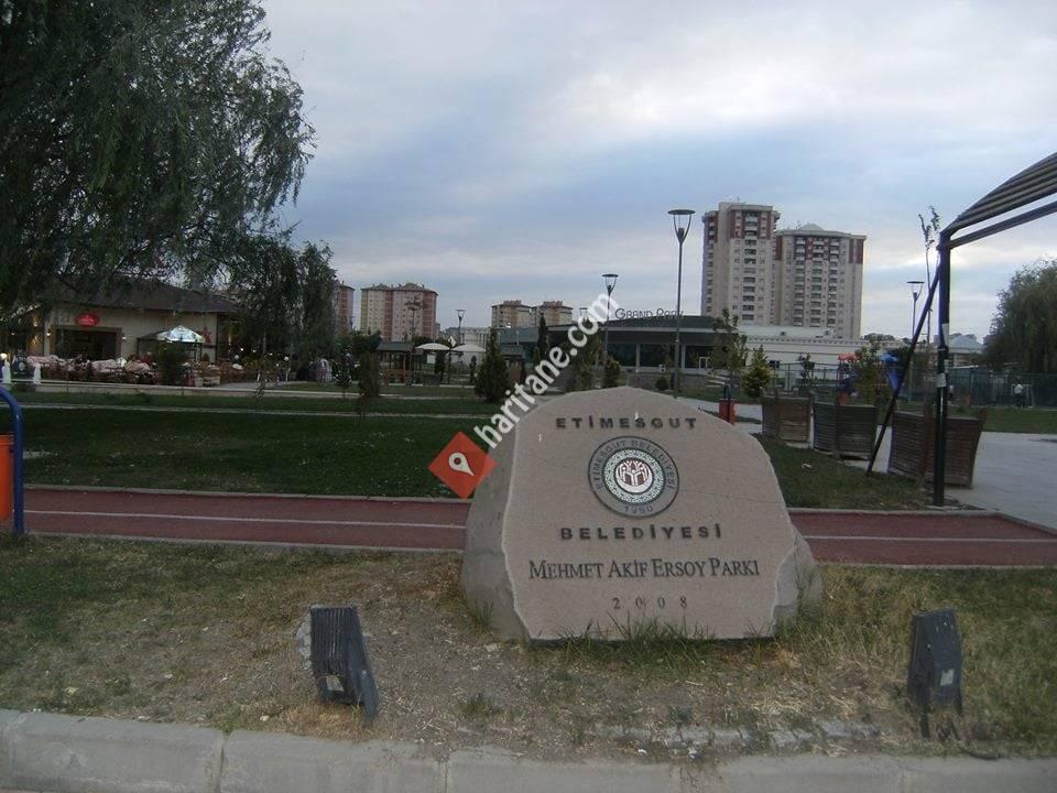 Mehmet Akif Ersoy Parkı