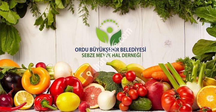 Ordu - Sebze Meyve Hal Derneği