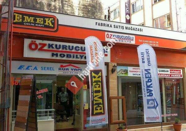 ÖZKURUCUOĞLU EMLAK / Mobilya