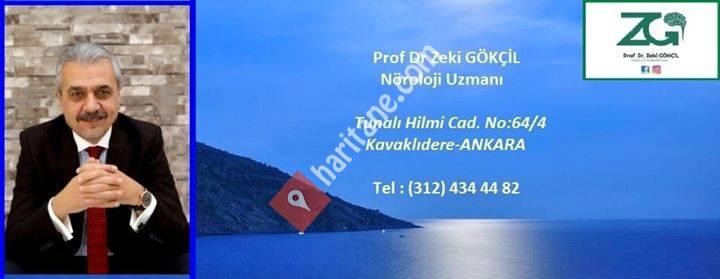 Prof Dr Zeki Gökçil