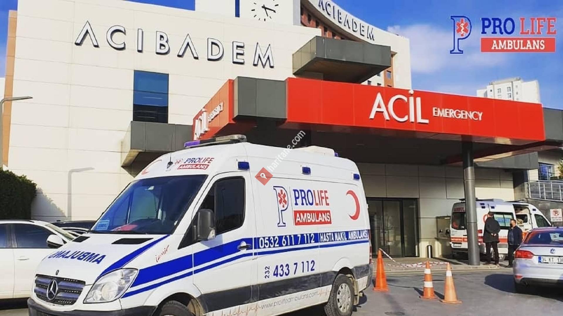 Prolife Ambulans