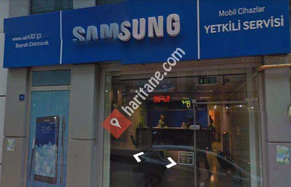 Samsung Klima Servisi Bayrak Elektronik Ukalalığı