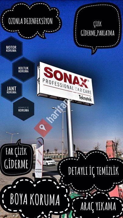 Şanliurfa SONAX BAYİ Teknotek