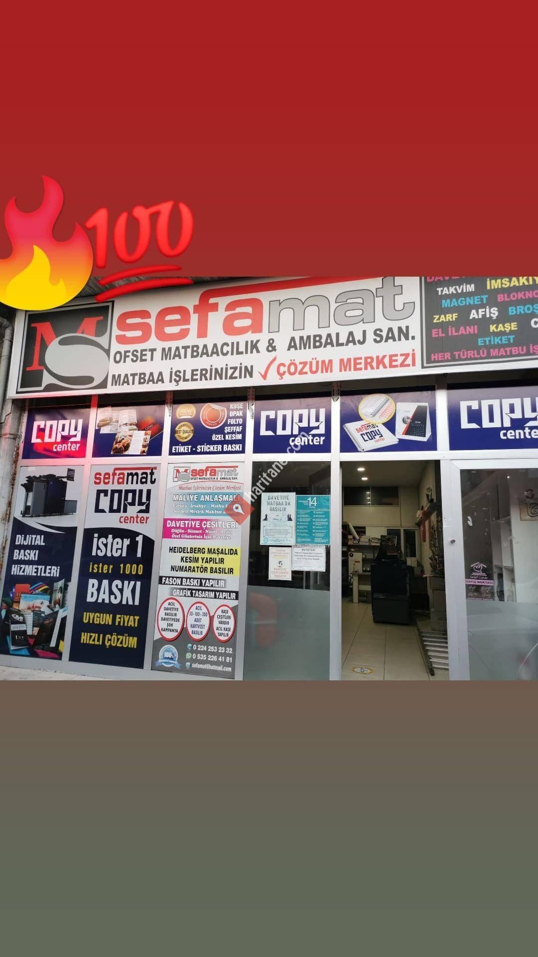SEFA copy dijital
