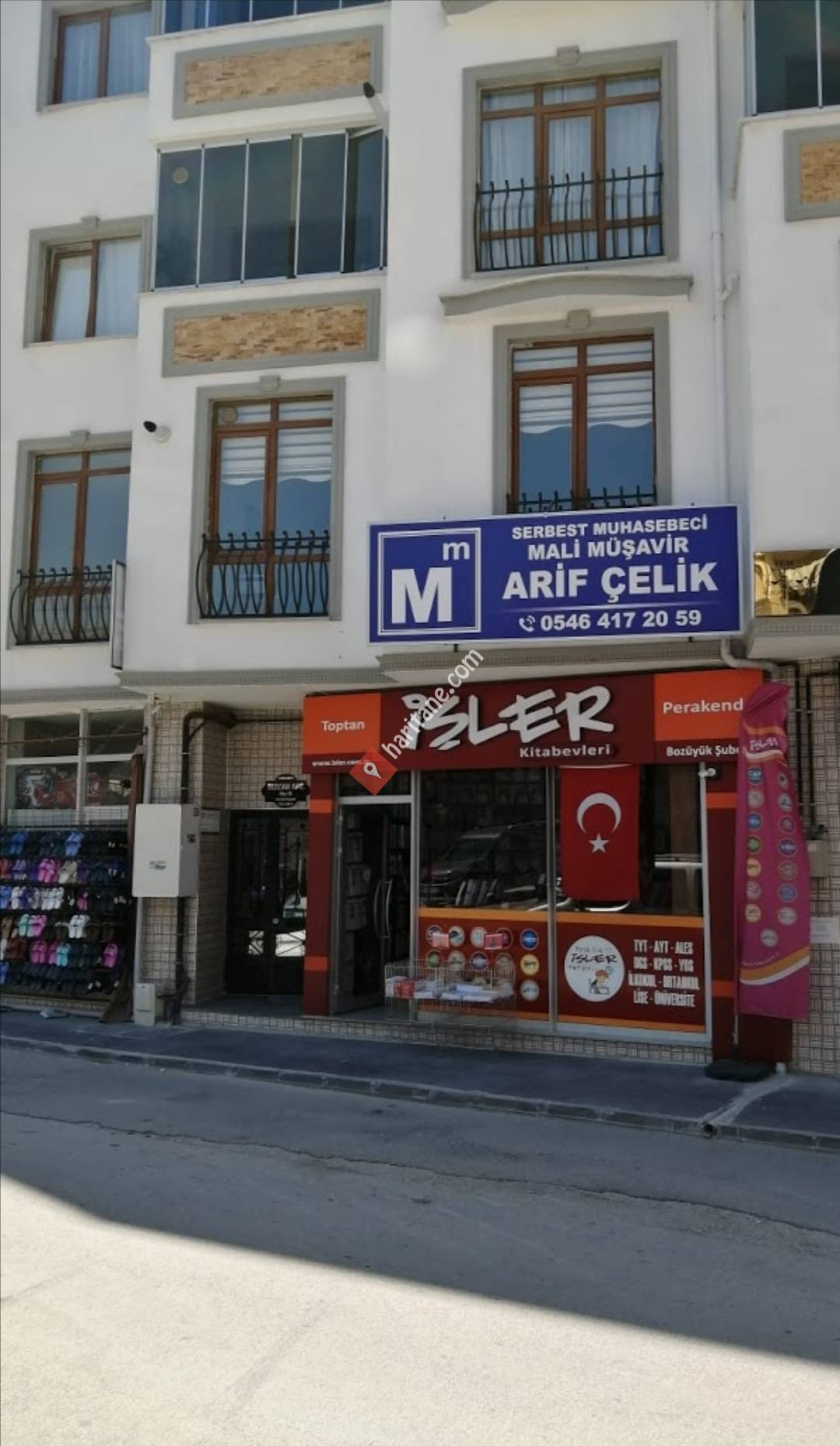 SMMM ARİF ÇELİK - SERBEST MUHASEBECİ MALİ MÜŞAVİR