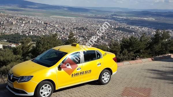 Tekerek taksi