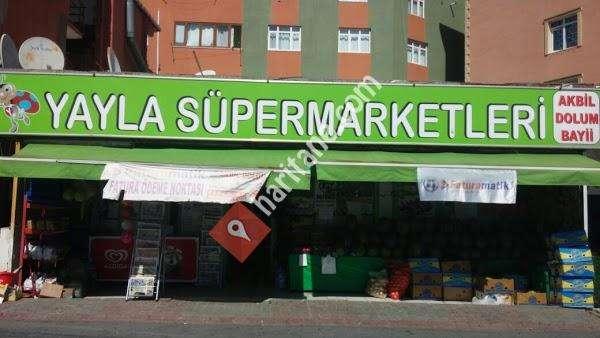 Yayla Süpermarket